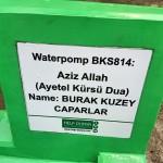 Brunnen BKS814 Blog | Help Dunya e.V.