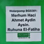 Brunnen BGS301 Blog | Help Dunya e.V.