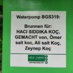 Brunnen BGS319 Blog   Help Dunya e.V.